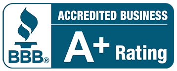 BBB Accredited Business A Rating ROOFING company